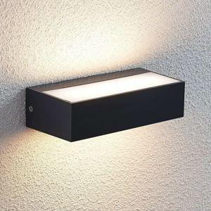 Vonkajšie nástenné LED svietidlo Nienke IP65 17 cm