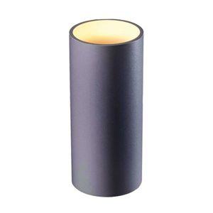 Nástenné LED svietidlo Helma do exteriéru hranaté