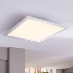 Štvorcové stropné LED svietidlo Livel, 28V