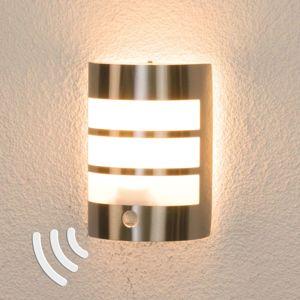 Detektor pohybu vonkajšie nástenné svetlo Kristian