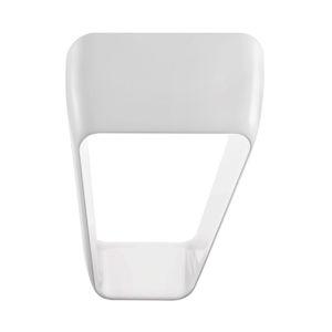 Kundalini Kundalini Frame LED nástenná lampa, biela