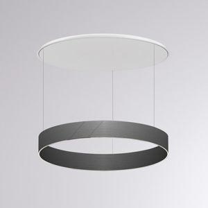 Molto Luce Závesné LED After 8 Round DALI 2700K grafit