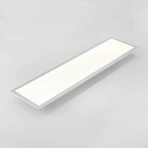 Lindby Lindby Zemmi LED stropná lampa, 120 x 30 cm