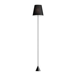 MODO LUCE Modo Luce Lucilla stojaca lampa Ø 24cm čierna
