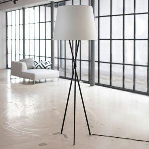 OZONOS Ozonos Hailey stojaca LED lampa krémová AC-1 Plus