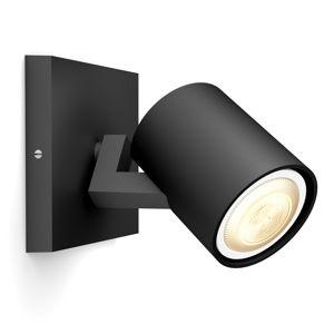 Philips HUE Philips Hue Runner 1 Spot stmievací vypínač čierny