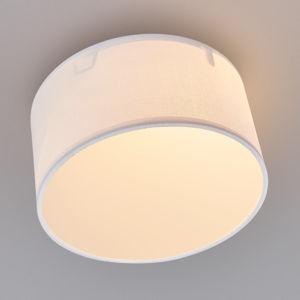 Smartwares Hnedé textilné svietidlo Ceiling Dream 20cm